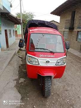 Moto Carguera Yansumi