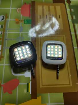 Luz led flash