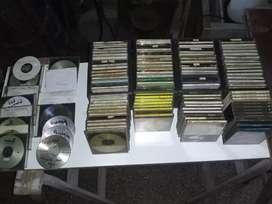 Lote de 116 cd música variada