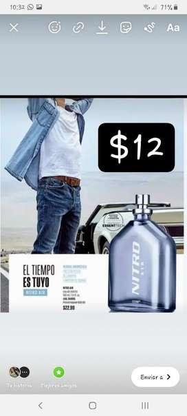 Perfume nitro air de cyzone de oferta