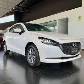 Mazda 2 Sedan Touring Mt Blanco   2022