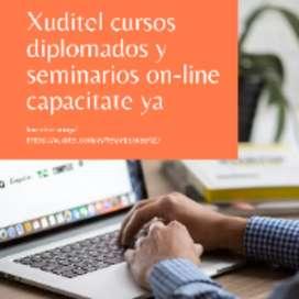 Xuditel Diplomados y Seminarios Online