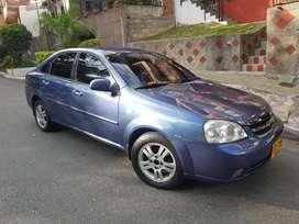 Chevrolet Optra modelo 2008 en excelente estado con SOAT y tecno nuevos