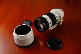 Lente Sony FE 70-200mm f4 G OSS