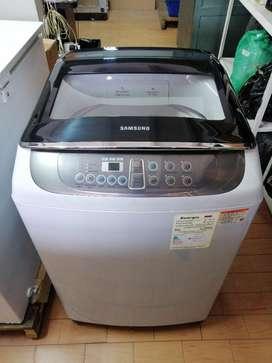 Lavadora Samsung 28 Libras Wa13f5l2udy