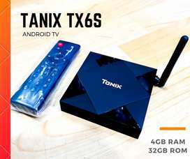 TANIX TX6S ANDROID TV