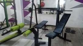 Bancos gym