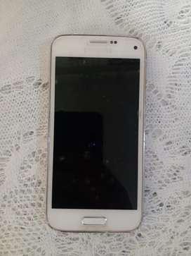 Samsung S5 Mini Libre Dual Sim Usado