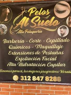 barbero o estilista