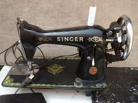 Maquina de coser remato