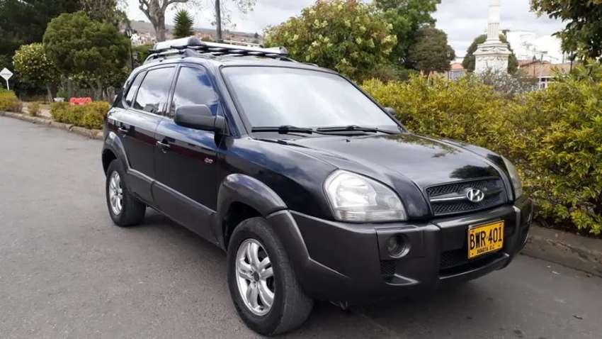 Hyundai Tucson 1 0