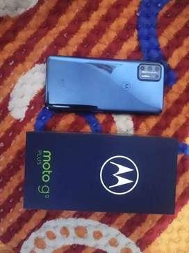 Vendo mi Celular Motorola G9 plus , Imeil Original