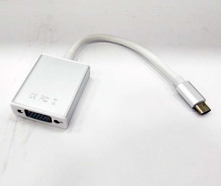 Convertidor Adaptador Usb 3.0 Tipo-c A Vga 0
