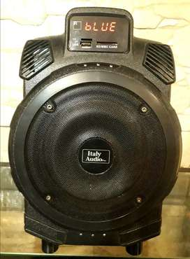 Caja Amplificada Italy Audio