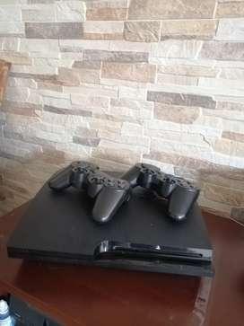 Playstation 3 slim 500gb como nueva