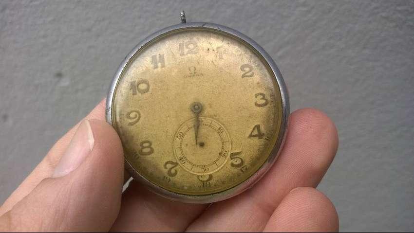 Reloj De Bolsillo Omega Para Reparar