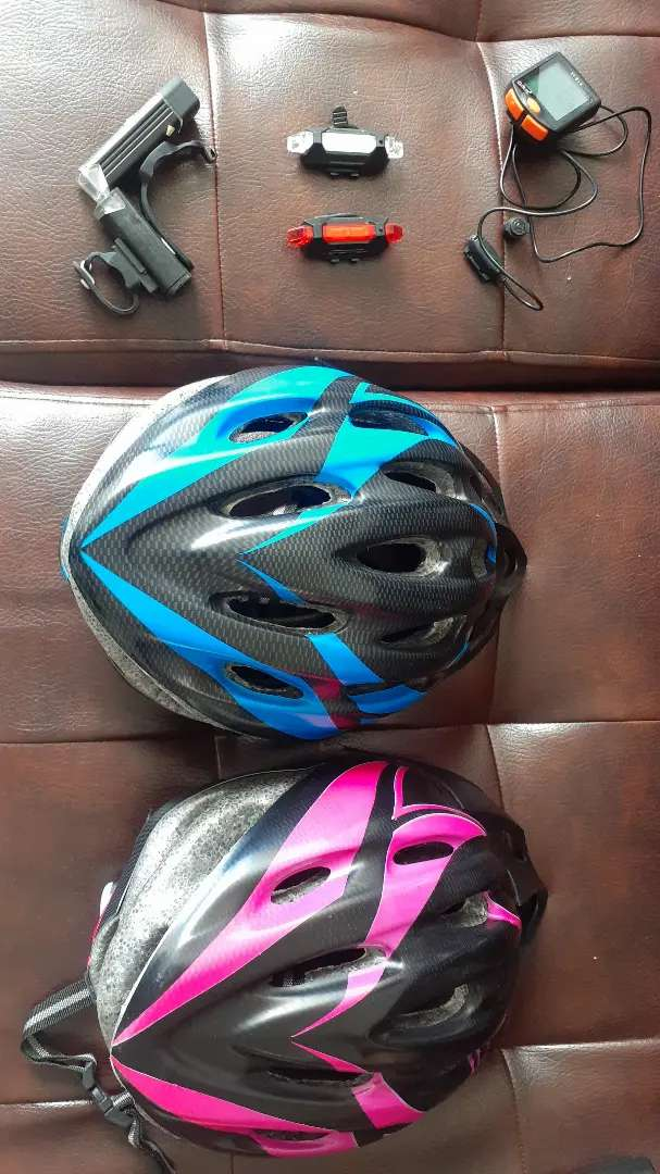 Se vende artículos para bicicletas