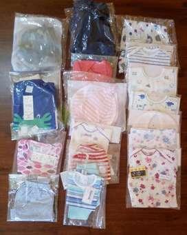 Urgente vendo lote de ropa para bébé
