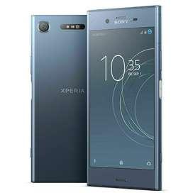 Sony Xperia Xz1 64 Gb Azul Luz De Luna 4 Gb Ram