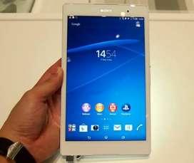 tablet de 8 pulgadas Sony Z3 CHIP 4G LTE libre