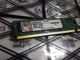 MEMORIA RAM KINGSTON 2GB DDR2 800MHZ 1.8V DIMM