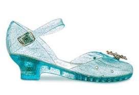 Zapatos luz Frozen T25 original SIN USO