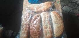 Panes caseros saborizados y mix de semilla