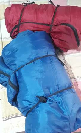 Sleeping bag o bolsa de dormir