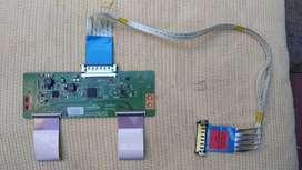 Placa Tcom Para Tv Led Lg 32ln5300 Completa