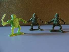 tortugas ninjas chocolate aguila decada 90