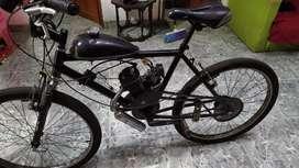 Ciclomotor 80cc