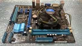 Placa Asus H61+Pentium G840+8 Gb DDR3+Gforce GT520 1GB