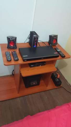 Se Vende Mesa para Tv, Reproductor, Cons