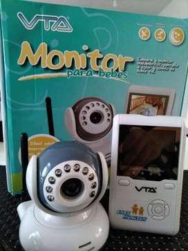 Monitor de bebe vta