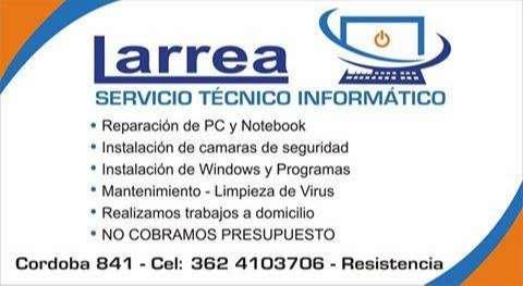 SERVICIO TÉCNICO LARREA 0