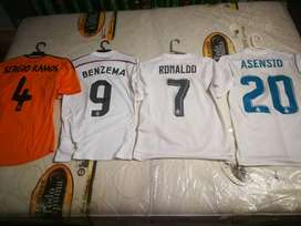 Camisetas del real Madrid Originales Adidas