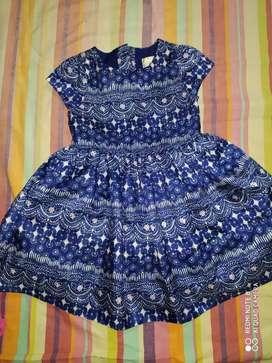 Vestidos para niña de 1 a 2 años