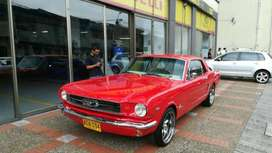 Vendo Ford Mustang coupe 1965