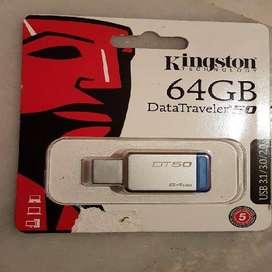 Pendriver de 64 gb