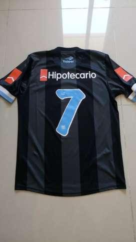 Camiseta RACING CLUB. Topper Campeón 2014. Talle M. Nueva.