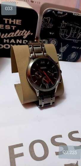 Fossil Relojes