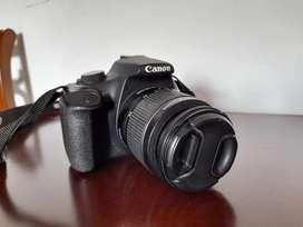 Cámara Canon T5