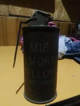 M18 smoke yellow