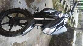 Vendo moto cb 110