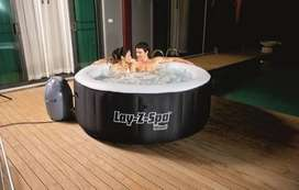 Jacuzzi Spa Miami 4 Personas 180 X 66 Cm Bestway Disponible