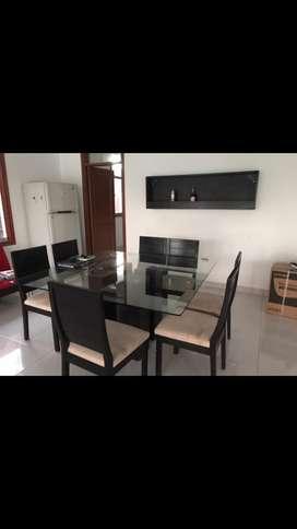 Comedor y muebles