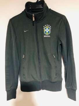 Chaqueta deportiva femenino Nike original Seleccion Brasil