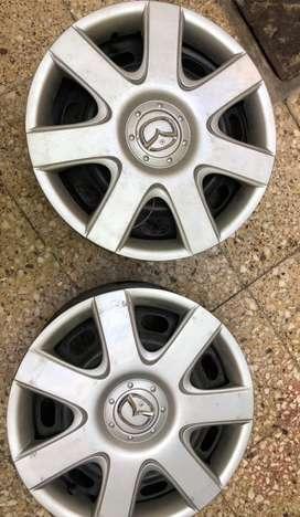 Aros 15 originales de Mazda