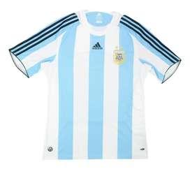 Camiseta Original Argentina 2008