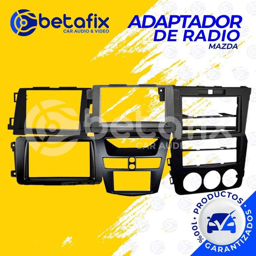 ADAPTADORES DE RADIO 2DIN PARA MAZDA BETAFIX DESDE